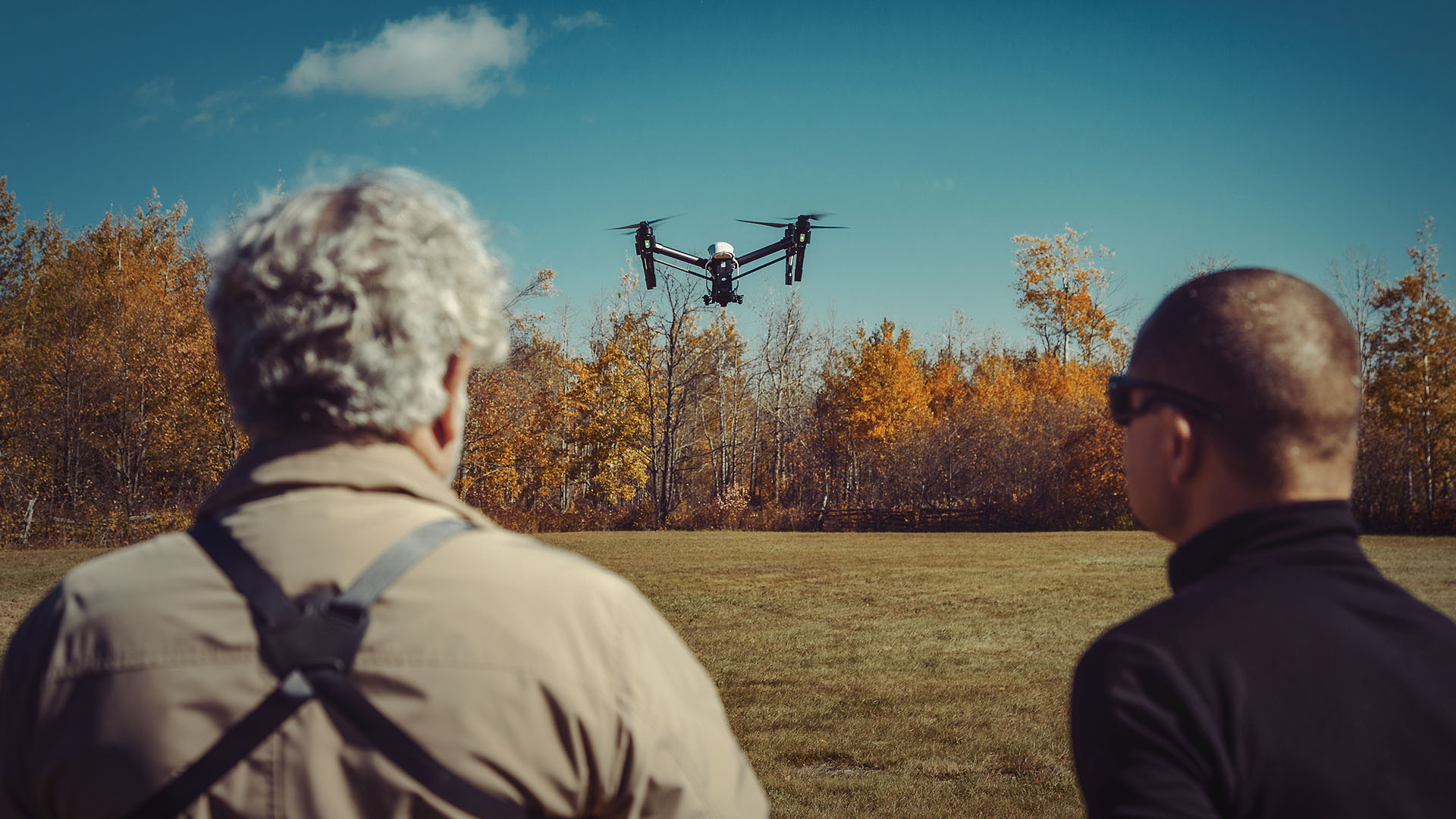 Transport Canada Drone Flight Review