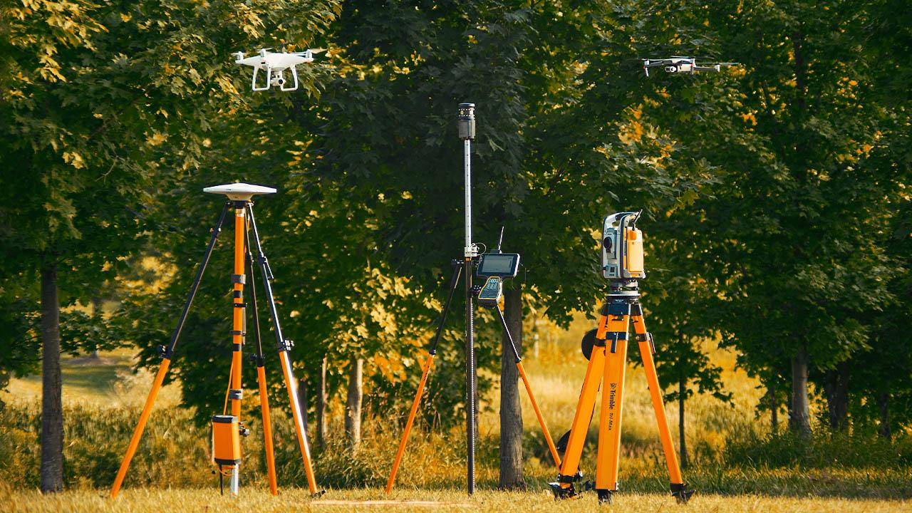 Intro to Drone Survey & Geomatics